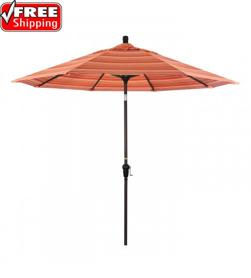 Sunset Series 9' Market Umbrella