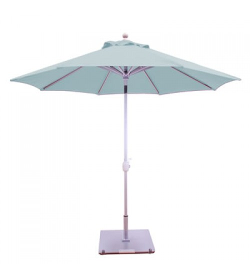 Galtech 738DR - 9 FT Driftwood Finish Deluxe Auto Tilt Umbrella
