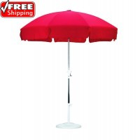 sale sunline 7u0027 patio umbrella with valance olefin