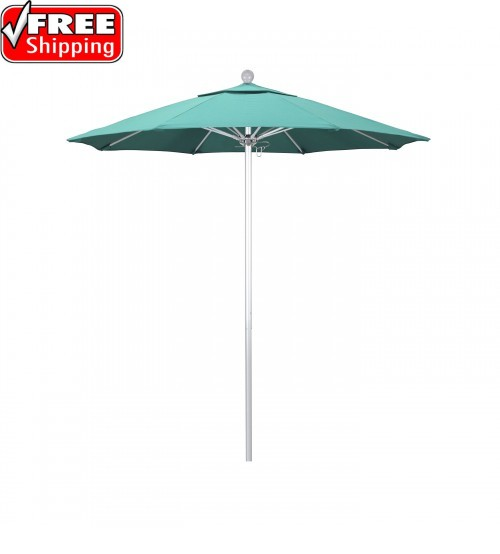 Venture Series 7.5' Octagon Fiberglass Commercial Grade Umbrella