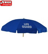 7.5' Fiberglass Commercial Umbrella