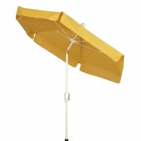 Fiberbuilt 7.5' Garden Umbrella with crank and tilt