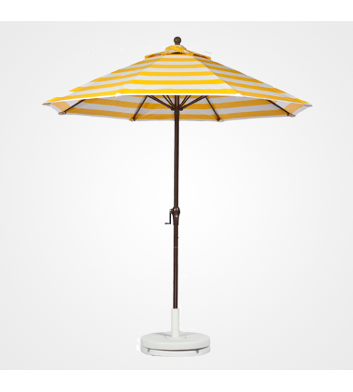 Monterey 11' Octagon Commercial Umbrella with Fiberglass Ribs