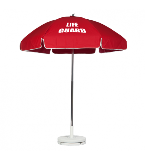6.5' Fiberglass Commercial Umbrella