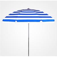 7.5' Commercial Standard  Aluminum  Umbrella - marine grade fabric