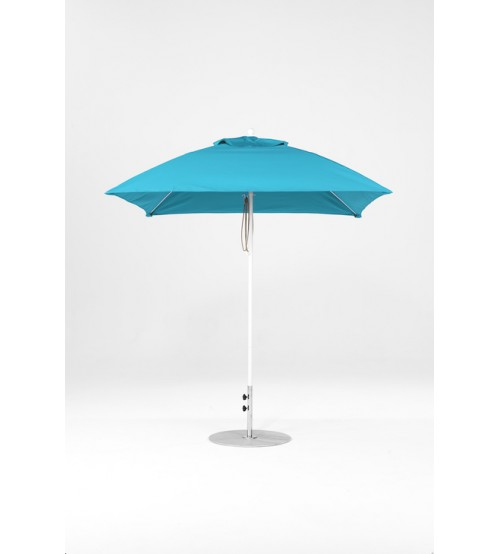 Monterey 7.5x7.5' Fiberglass Umbrella - Rope Pulley