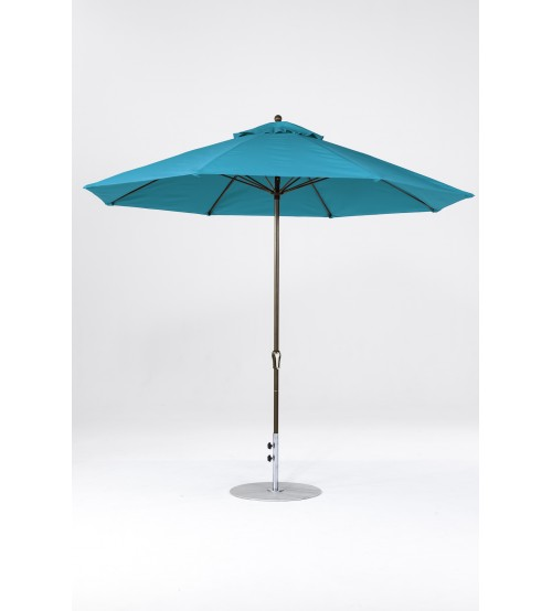 Monterey 11' Fiberglass Umbrella, Crank Lift/No Tilt