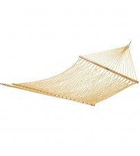 Pawleys Island Large DuraCord® Rope Hammock  - Tan