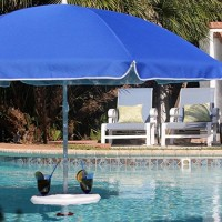 Pool Buoy - Floating Pool Umbrella