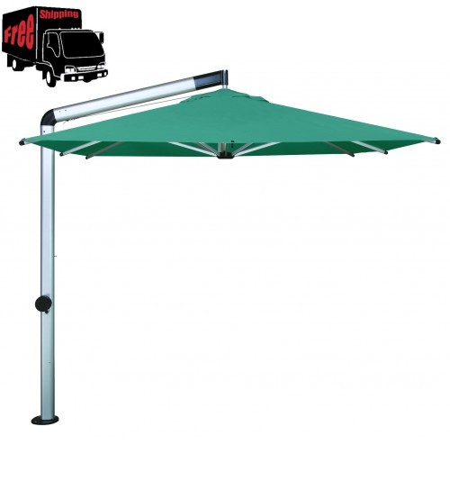"""Shademaker 11'5"""" Octagon (Round) Orion Cantilever"""