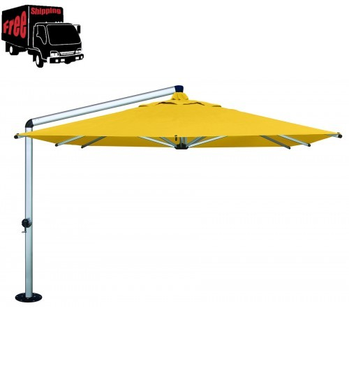 """Shademaker 11'5"""" Square GALAXY Cantilever"""