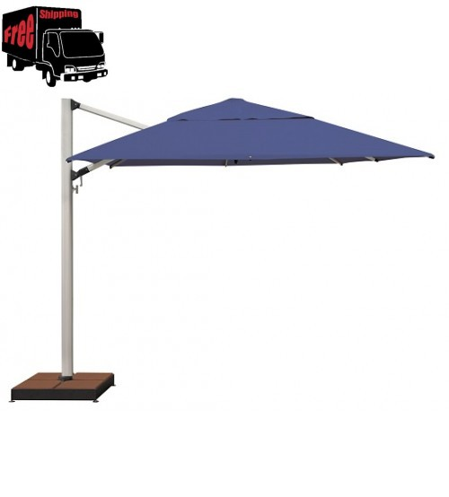 "Shademaker 11'5"" Square Polaris Cantilever"