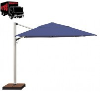 "Shademaker 13'1"" Square Polaris Cantilever"