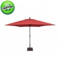 8'x11' Treasure Garden Rectangular Market Umbrella Replacement Canopy