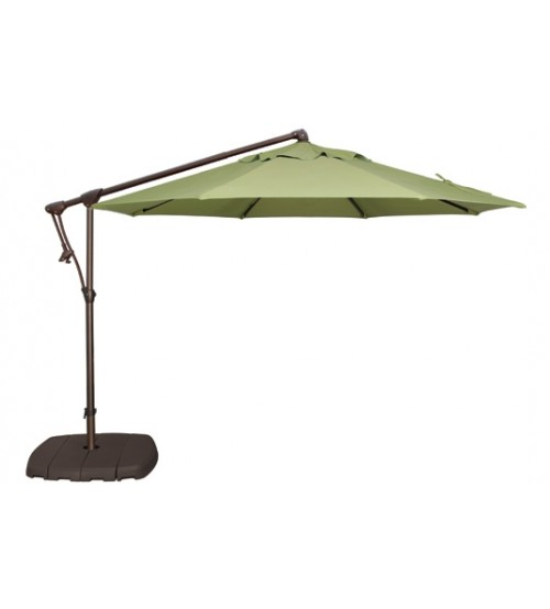 Treasure Garden 10' Octagon CAG19 Cantilever Umbrella Replacement Cover  -  Sunbrella or Outdura Fabrics