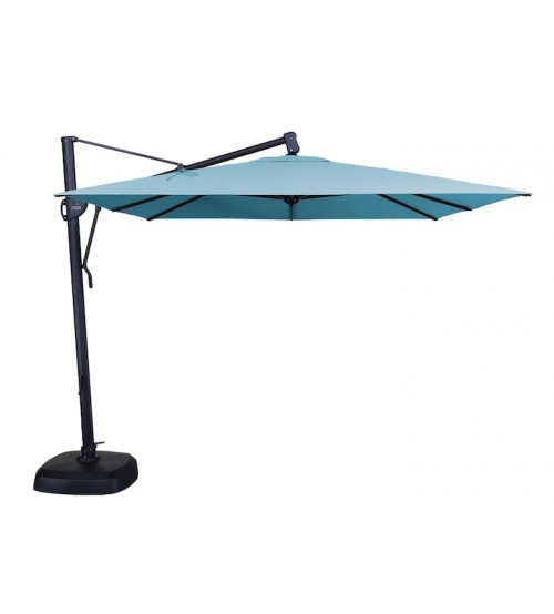... Treasure Garden AKZ 10u0027 Square Cantilever Umbrella Replacement Canopy - Quick Ship ...  sc 1 st  Patio Umbrella Store & Best Selection Square Cantilever Umbrellas - featuring Sunbrella ...