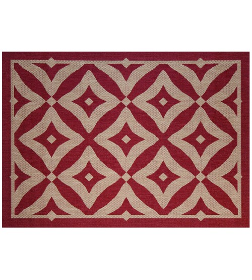 Outdoor Rug by Treasure Garden - Charleston Henna