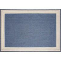 Outdoor Rug by Treasure Garden - Garden Cottage Blueberry
