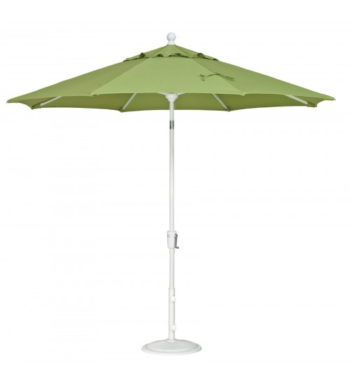 Treasure Garden 9 foot Push Button Tilt Octagon Umbrella