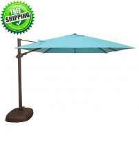 Treasure Garden AG25SQ 10' Square Cantilever Umbrella Replacement Canopy