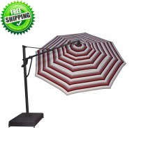 Treasure Garden  11' AKZ PLUS Cantilever Umbrella - Quick Ship
