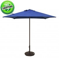 Treasure Garden 7' Commercial Square Umbrella
