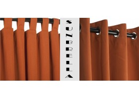 Sunbrella Curtains