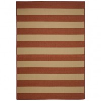 Outdoor Rug by Pawleys Island - Beach Service Terra Cotta