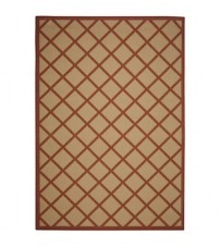 Outdoor Rug by Pawleys Island - Hammock Coast Terra Cotta