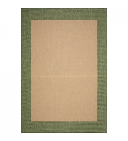 Outdoor Rug by Pawleys Island - Islander Natural/Green