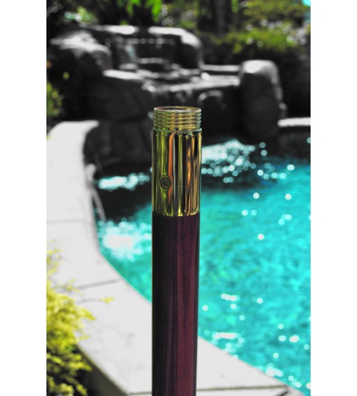Replace Broken Umbrella Parts - Galtech Bar Height Pole | Patio