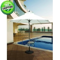 Galtech 9' Commercial Patio Umbrella