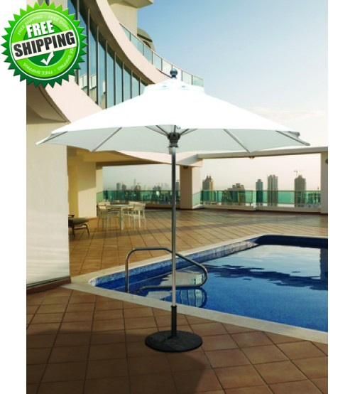 Galtech 732 9 Ft Commercial Patio Umbrella