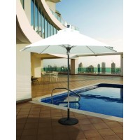 Galtech 732 - 9 FT Commercial Patio Umbrella