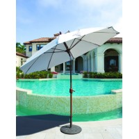 Galtech 736 - 9 FT Standard Auto Tilt Patio Umbrella