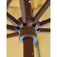 Galtech 7.5 foot round Rib for a Deluxe Auto Tilt Umbrella