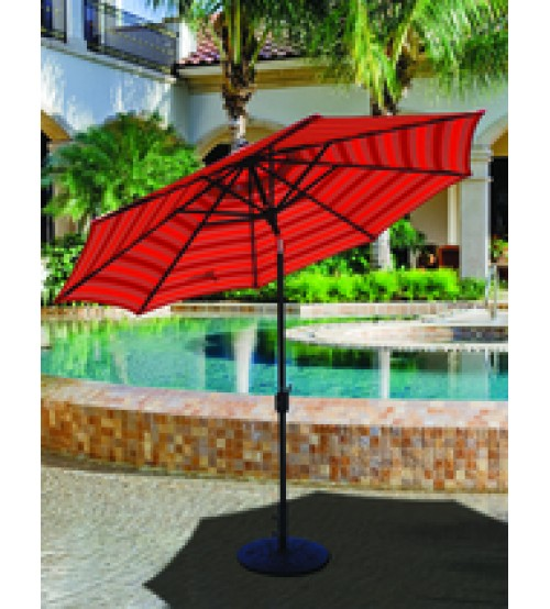 Treasure Garden 11 Replacement Umbrella Canopy With Double Wind Vent