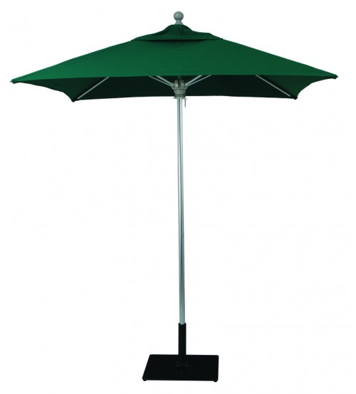 Superb ... Galtech 762   6x6 FT Square Commercial Patio Umbrella