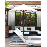Galtech 111/211 - 6 FT Café Umbrella