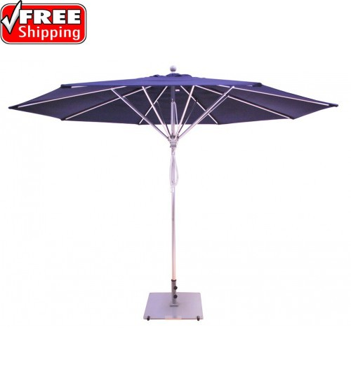 Galtech 11 FT Commercial Aluminum Market Umbrella