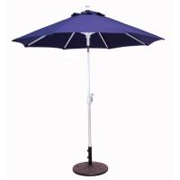 Galtech 7.5'  Deluxe Auto-Tilt Umbrella - Frame ONLY