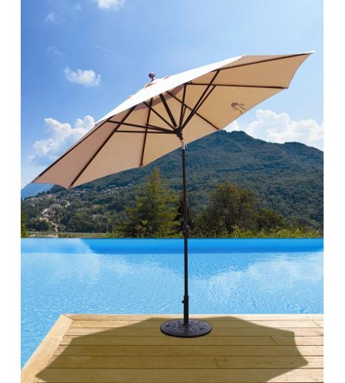 Galtech 11 Deluxe Auto Tilt Patio Umbrella Clearance