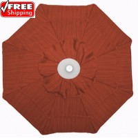 GALTECH UMBRELLA -  9' Replacement Umbrella Cover