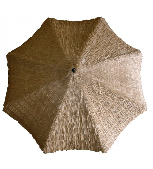 Good Galtech 9u0027 Thatch Replacement Umbrella Canopy ...
