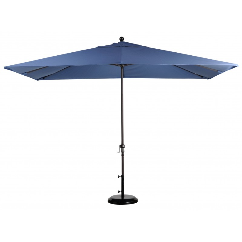 11x8 39 rectangular market umbrella sunbrella