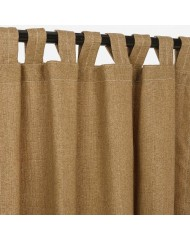 Sunbrella Outdoor Curtain With Tabs