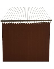 Large Quilted Hammock - Terra Cotta