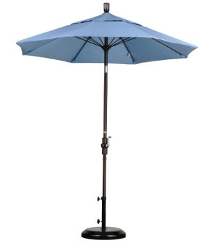Sun Master 7.5u0027 Fiberglass Umbrella Quick View