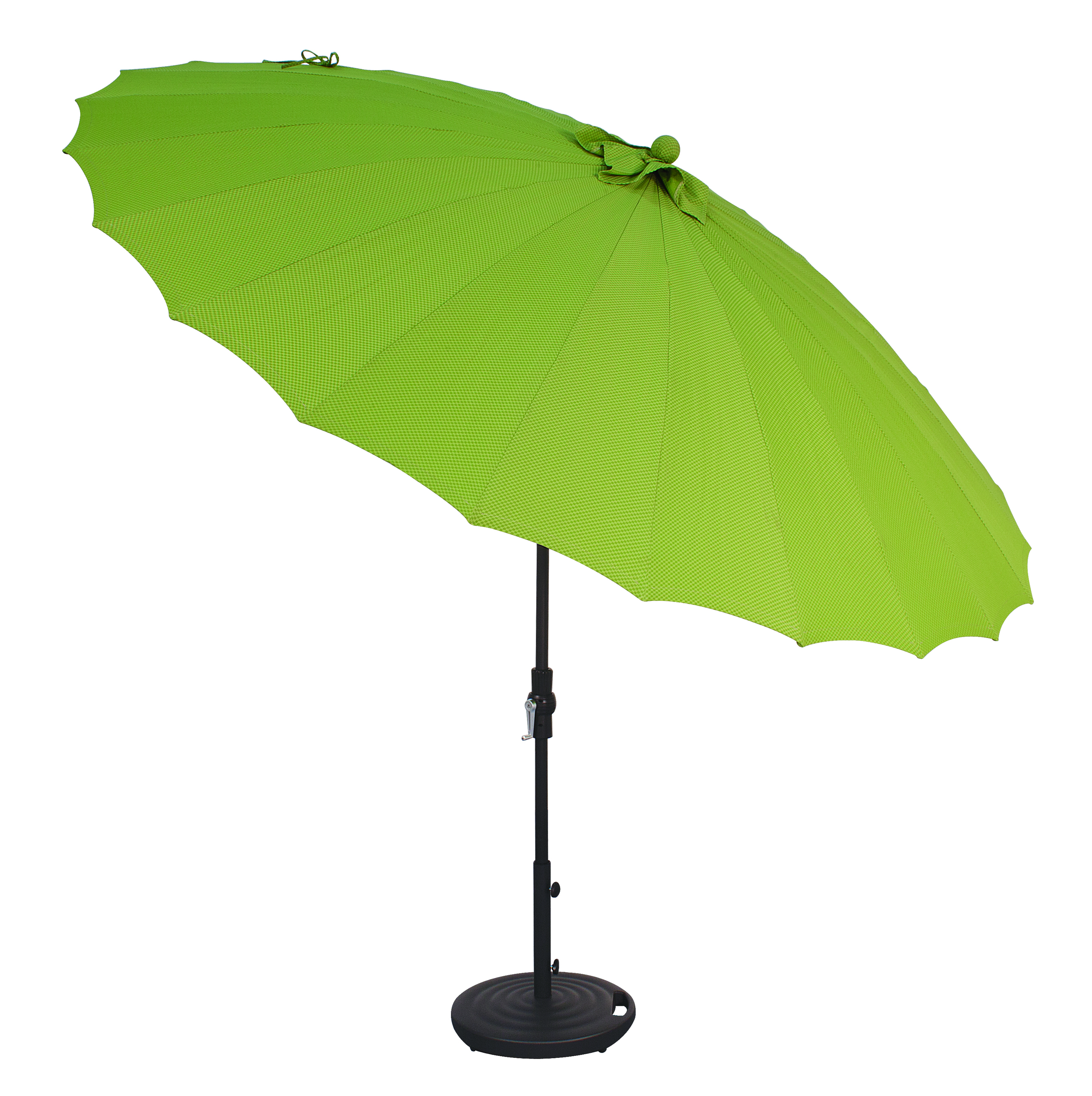 treasure garden 10u0027 shanghai collar tilt round umbrella