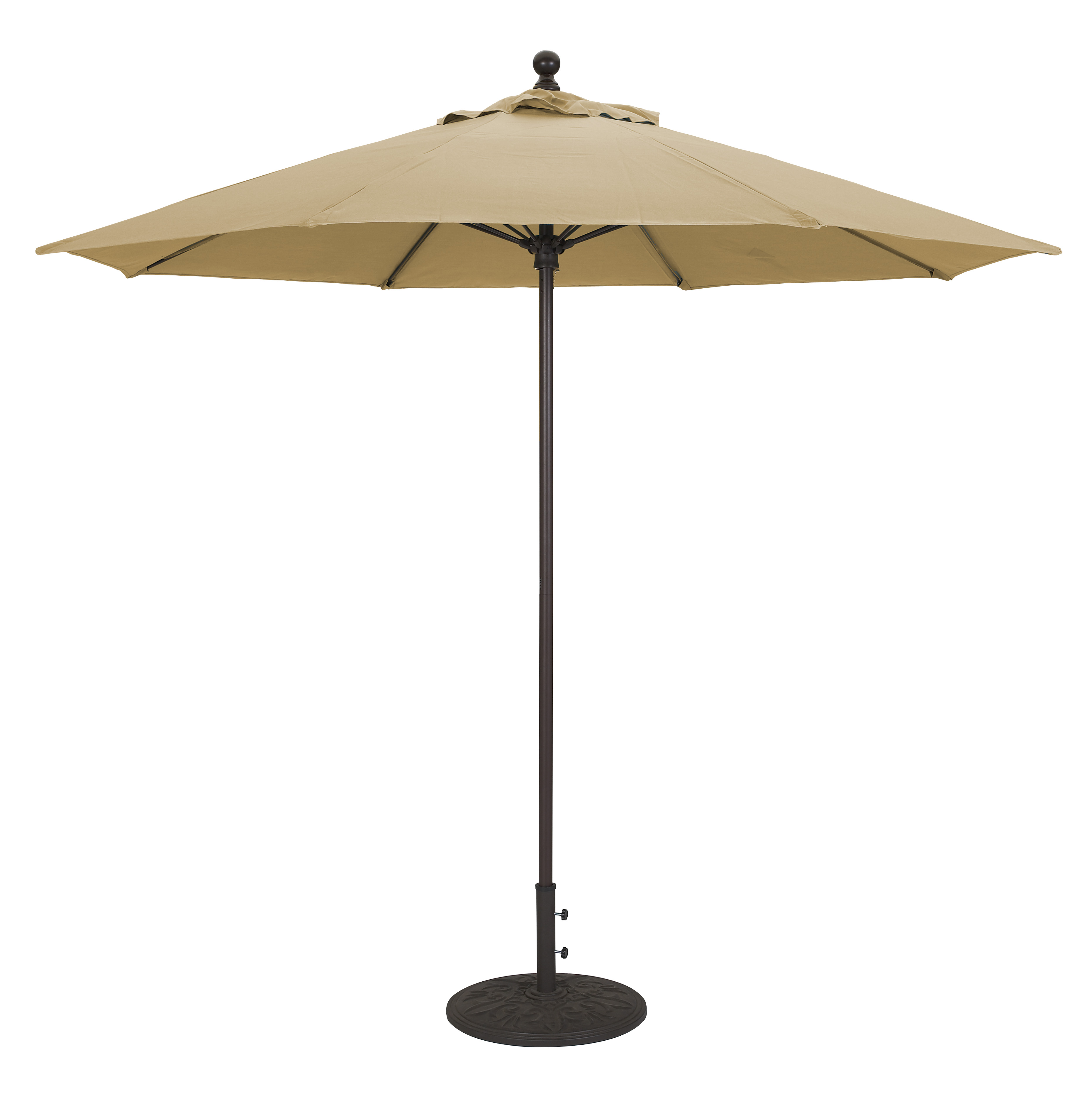 Backyard Umbrella Parts : Fiberglass Umbrellas